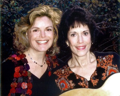 Carole and Paula - Friends Forever - The Magic Garden